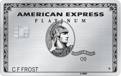 The Platinum Card from American Express®