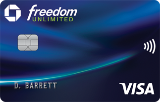 Chase Freedom Unlimited® Credit Card