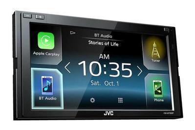 JVC KW-M730BT Car Stereo