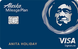 Alaska Airlines Visa® Credit Card