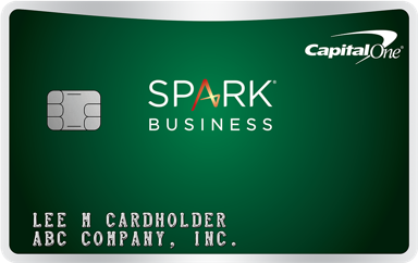 Spark® Cash from Capital One®