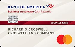 Bank of America® Business Advantage Cash Rewards credit card