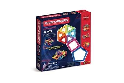 MagFormers 62-Piece Set